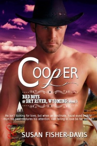 COOPER by Susan Fisher-Davis