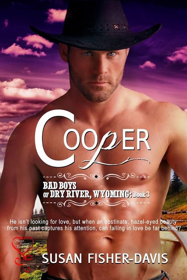 COOPER by Susan Fisher-Davis