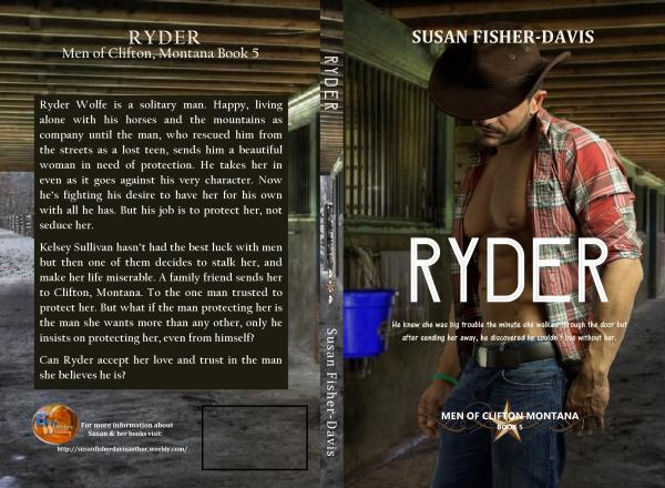RYDER Final Print Cover Best