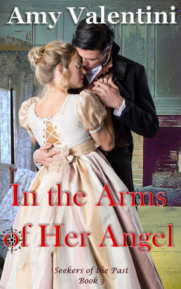 New Digital Cover for IN THE ARMS OF HER ANGEL bk three_1000 x 1600